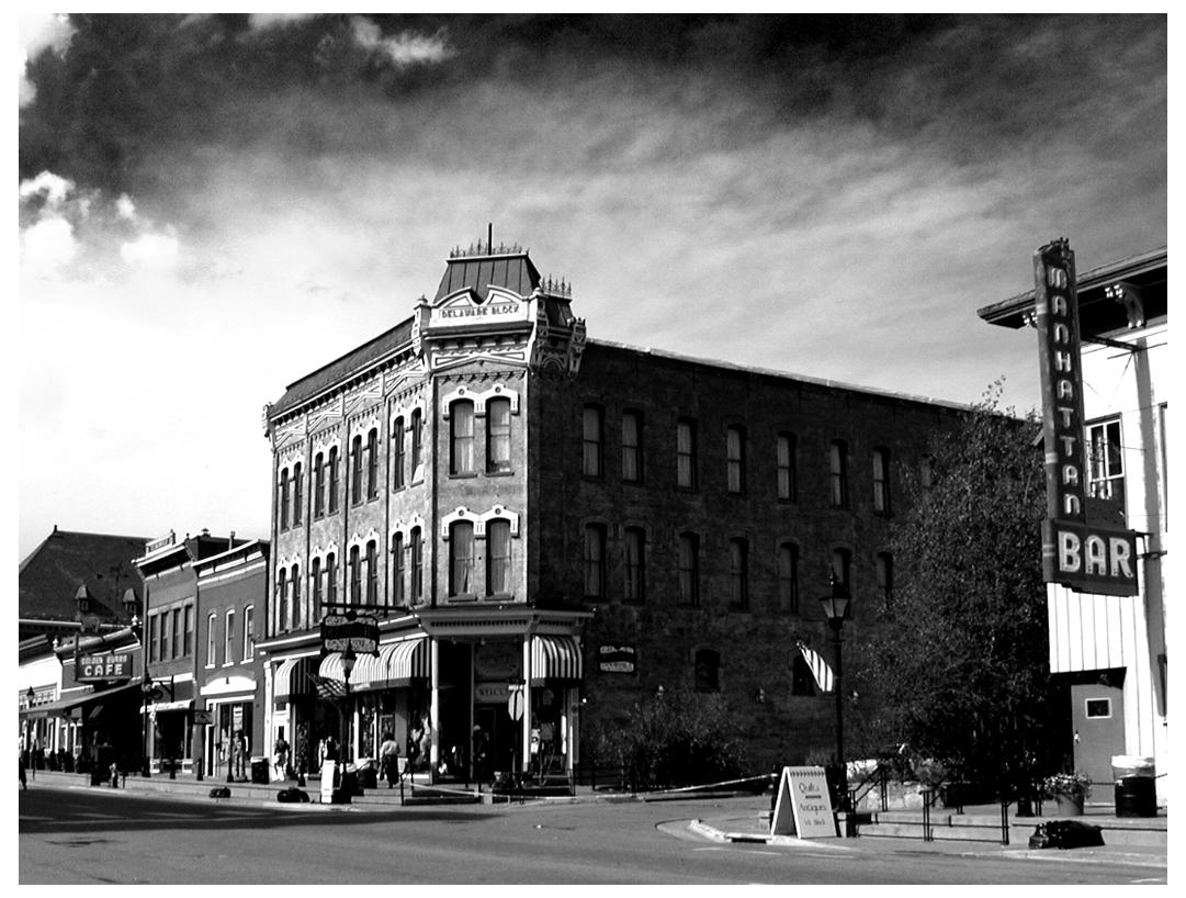 Delaware Hotel, Leadville Colorado