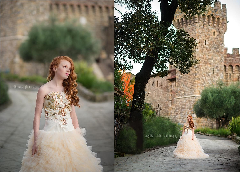 Napa Fashion Photo Shoot- Angelika Mitchell Photography