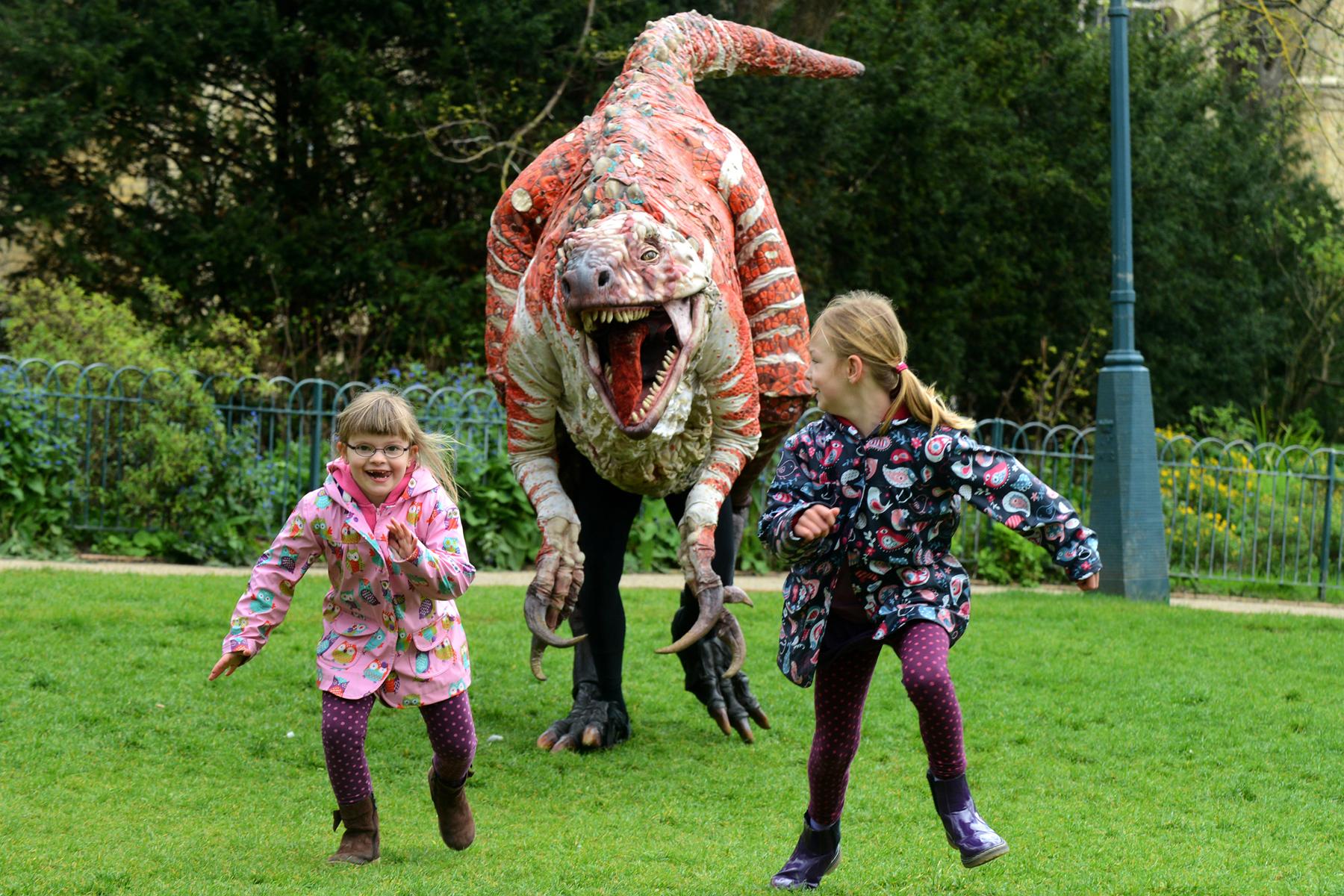 Dinosaur Zoo, Brighton.
