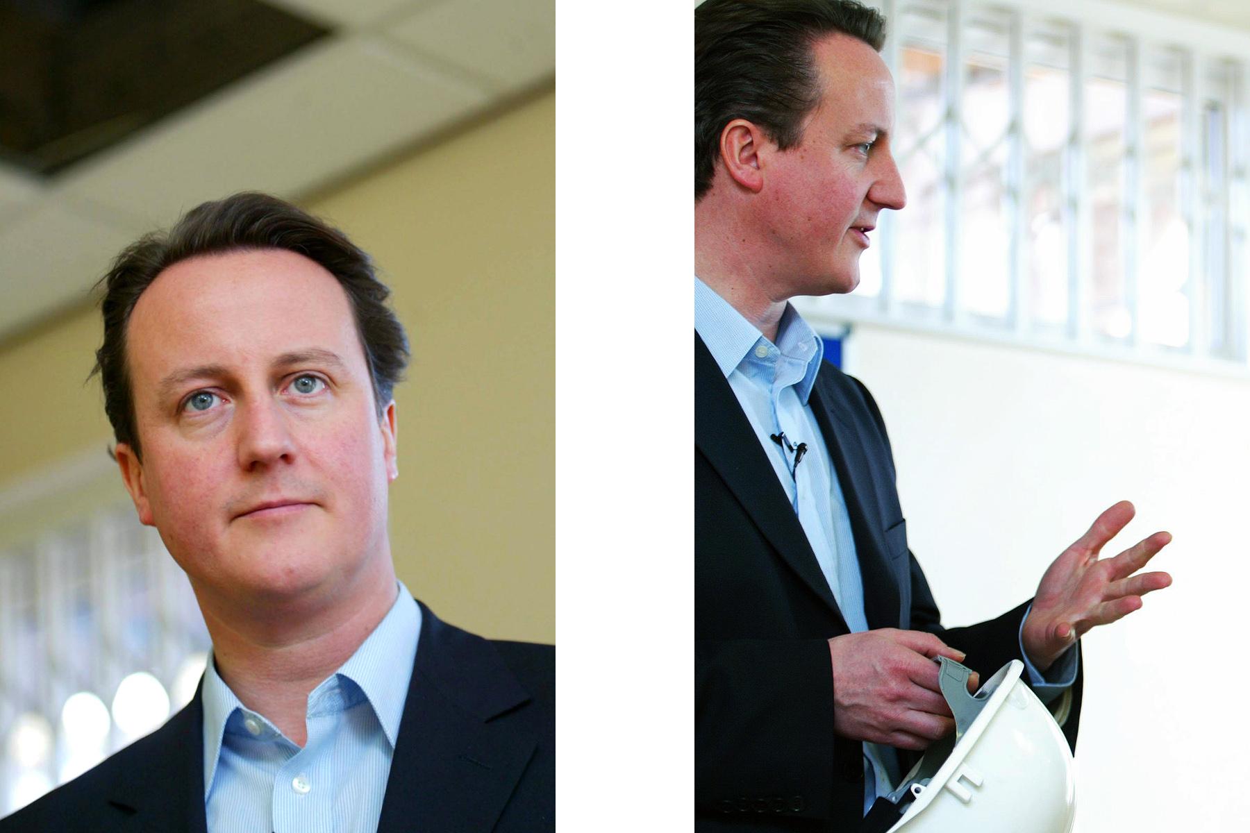 David Cameron, Birmingham.