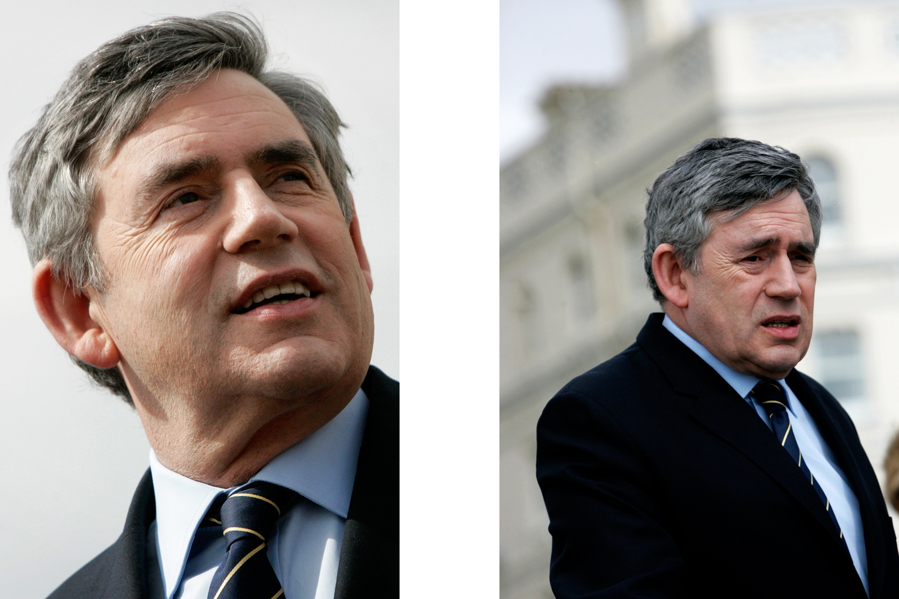 Gordon Brown, Brighton.