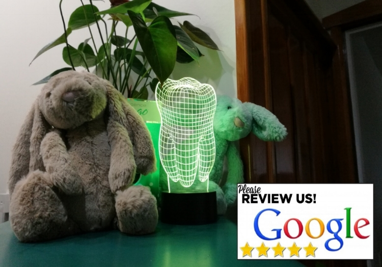 To review us on Google, click on the Photo -