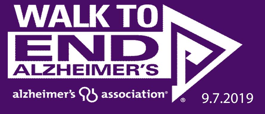 NWA Walk to End Alzheimer's 2019