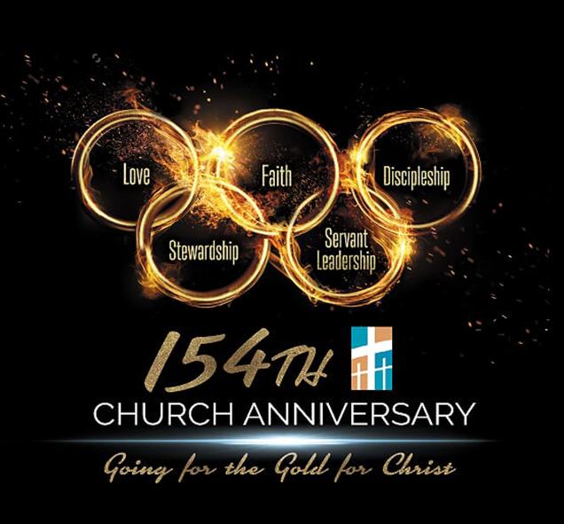 St. James 154th Church Anniversary