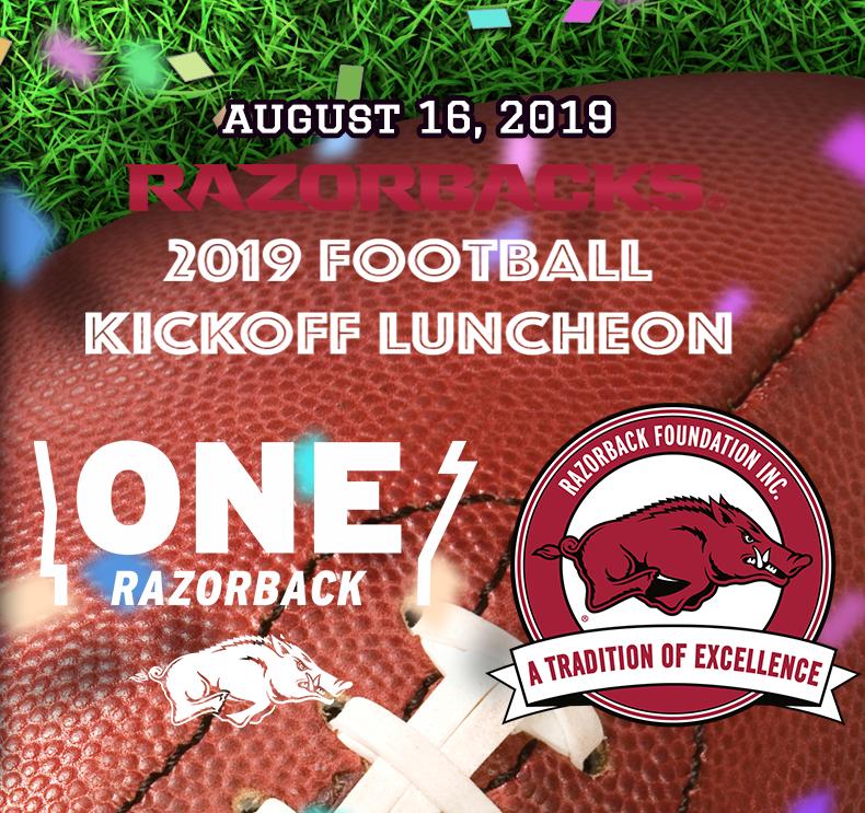 Razorbacks 2019 Season Kickoff Luncheon