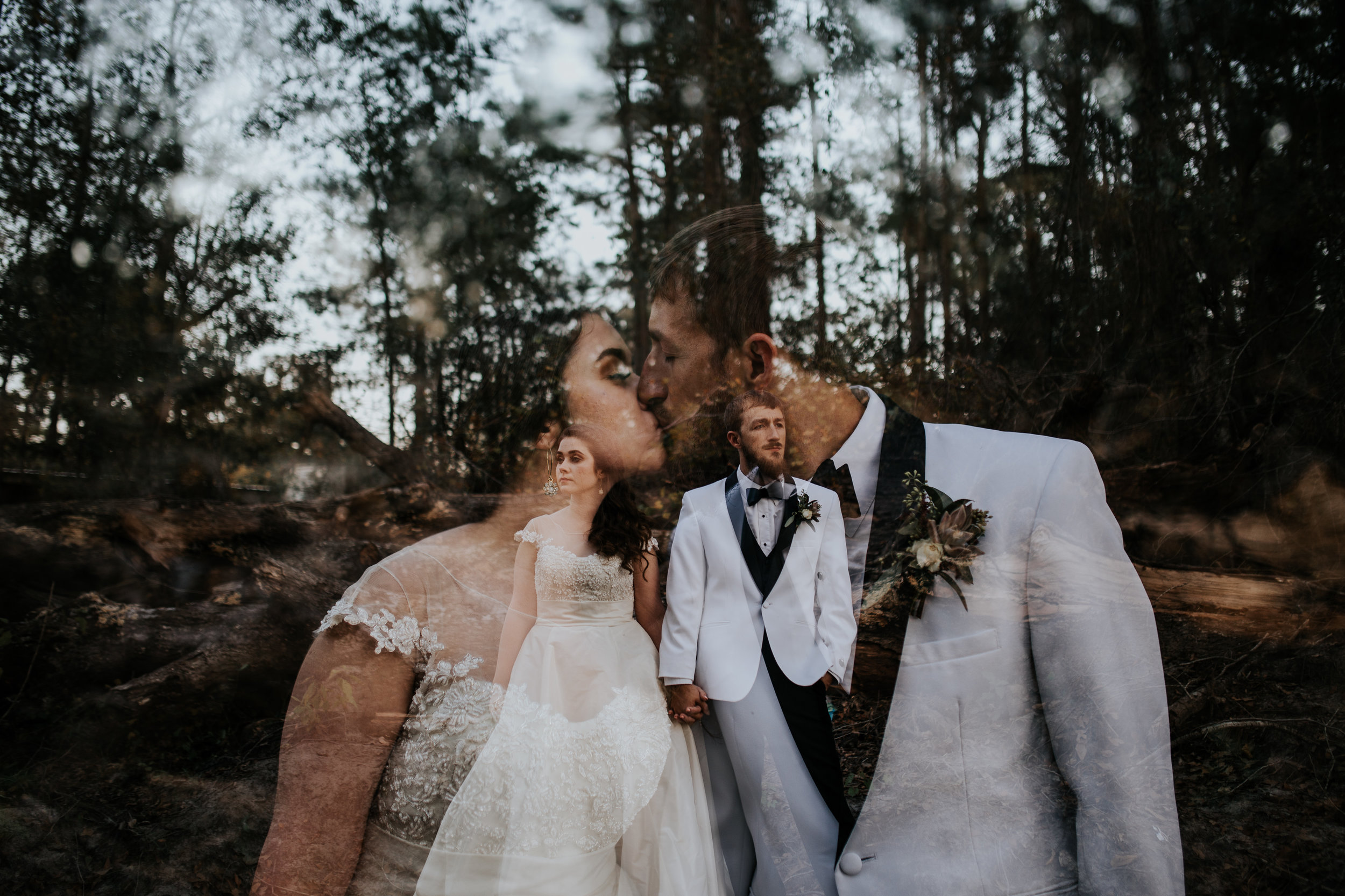 - Loved having Hannah photograph our wedding. She's so personal and kind. She really wants to get to know you both as a couple instead of just everyday clients. We loved that relationship with her!- Allyson