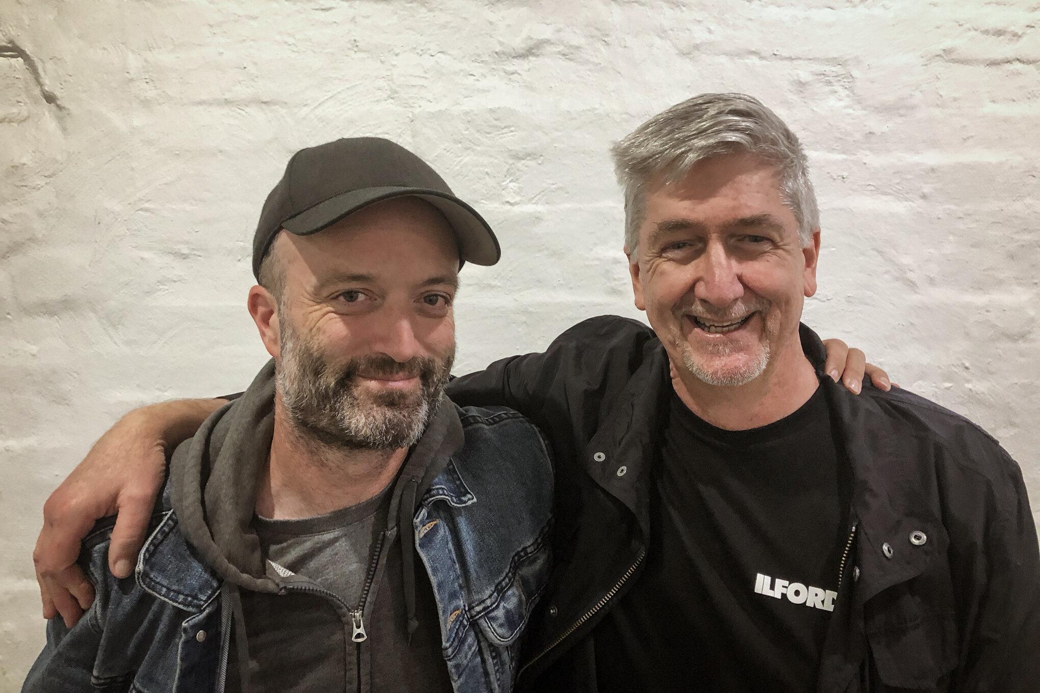 Photograph by Simon Ross, Paddington, 2019