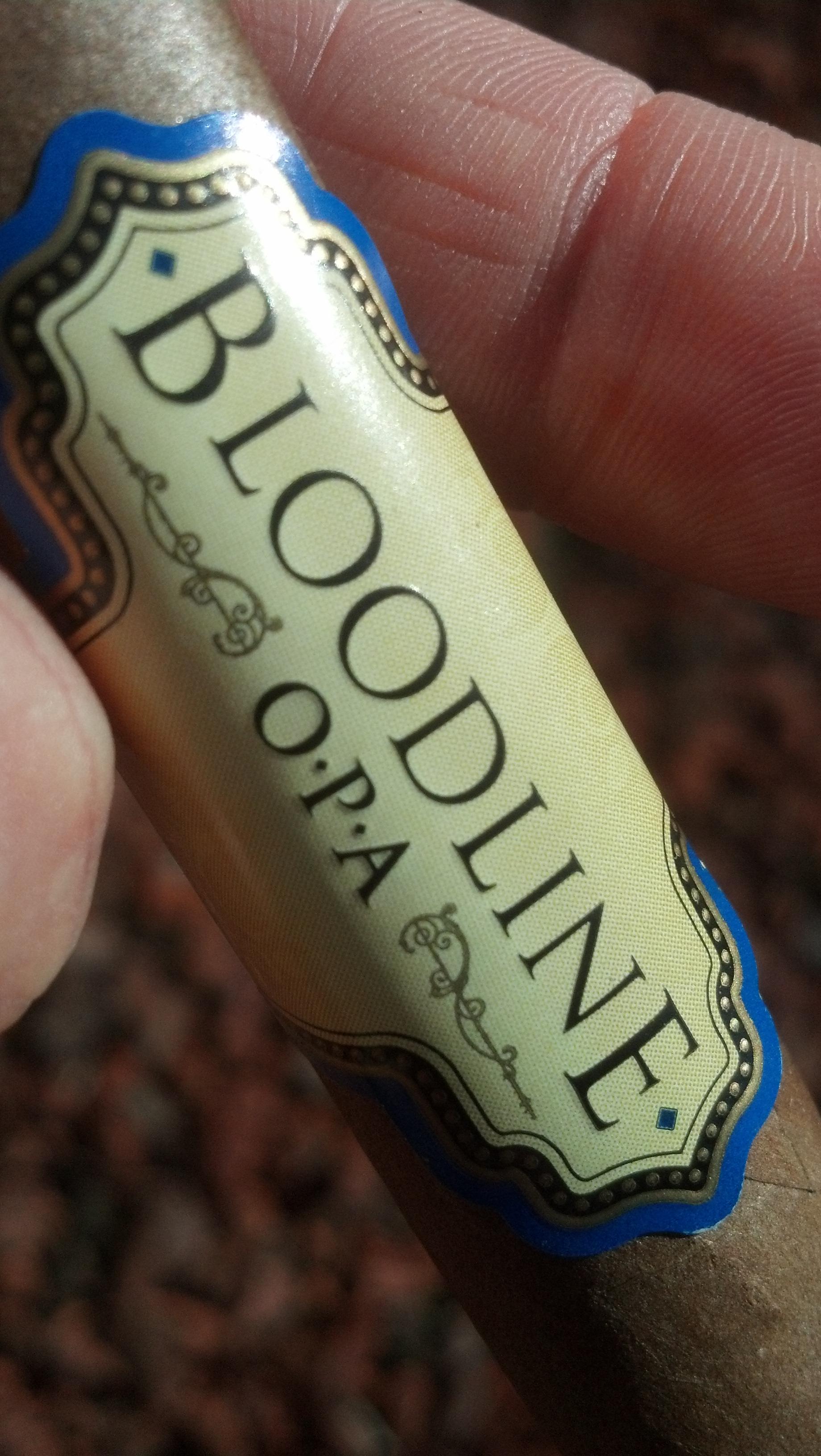 Bloodline blonde