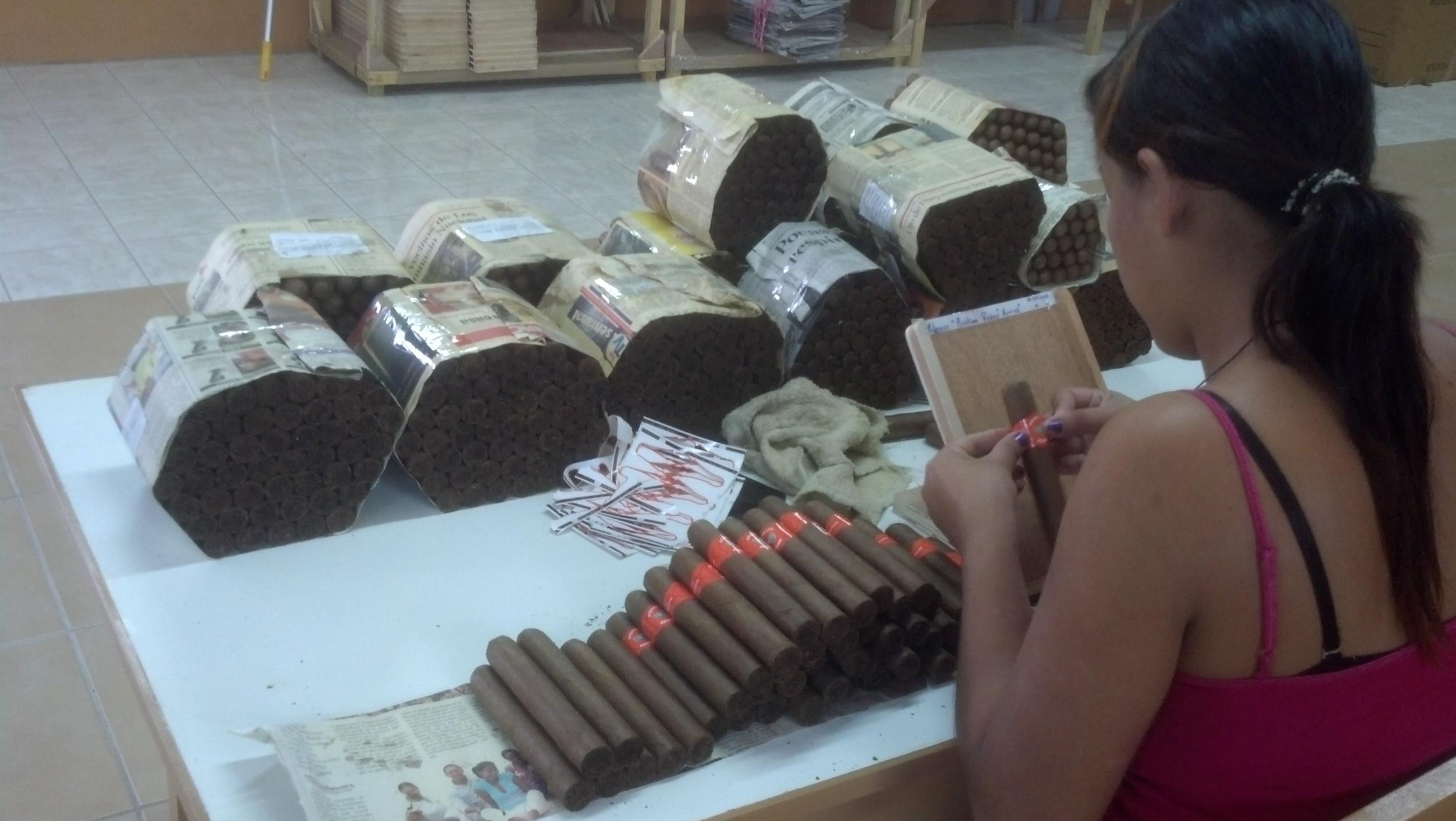 Esteli Nicarguan Cigar Factory
