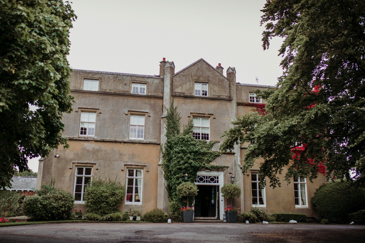 Offley Place Country House Hotel wedding
