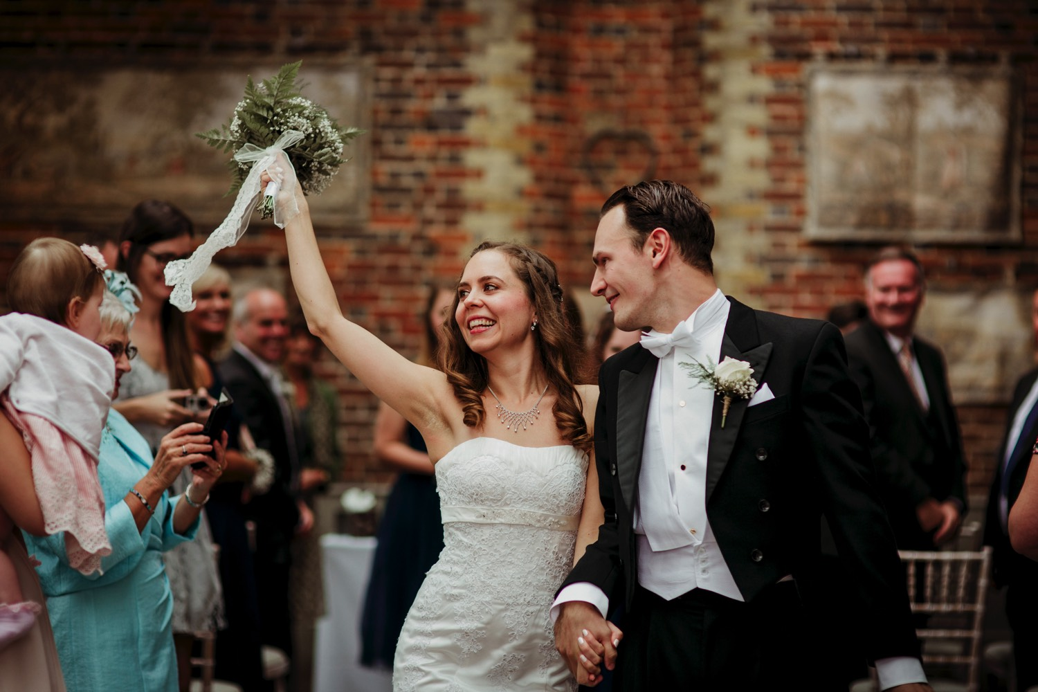 Wedding at Offley Place Country House Hotel