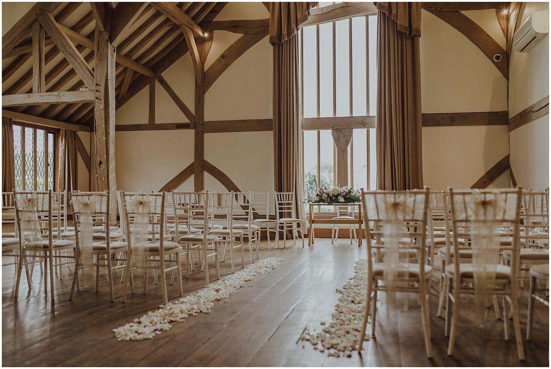 Cain Manor wedding photo