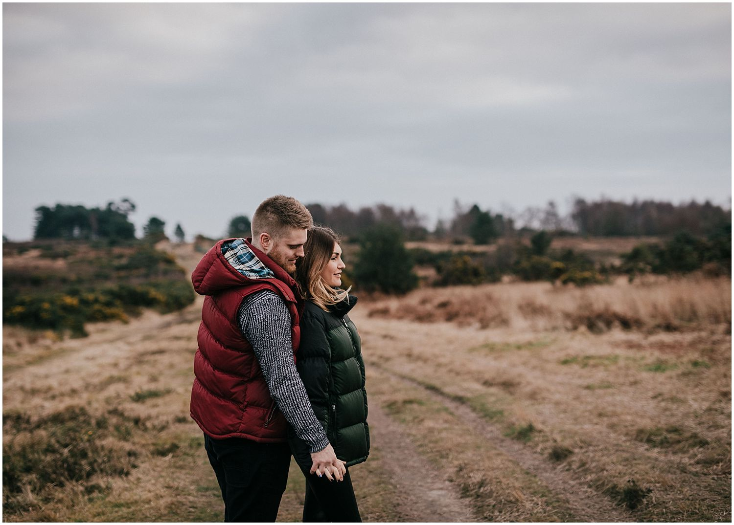 East Sussex engagement photographer