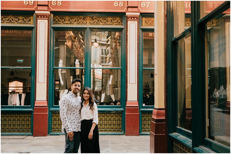 Leadenhall Market London engagement shoot25.jpg