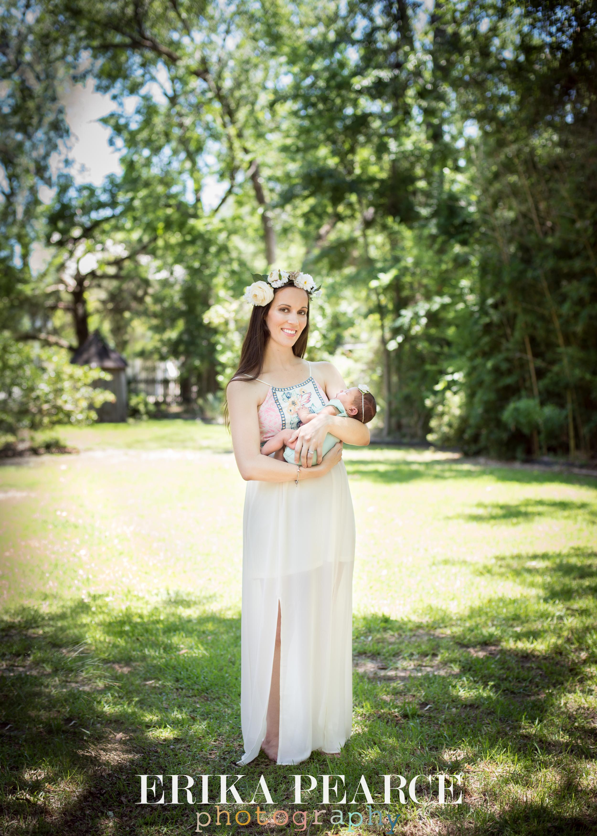 Lifestyle Newborn Photography| Covington Mandeville Louisiana