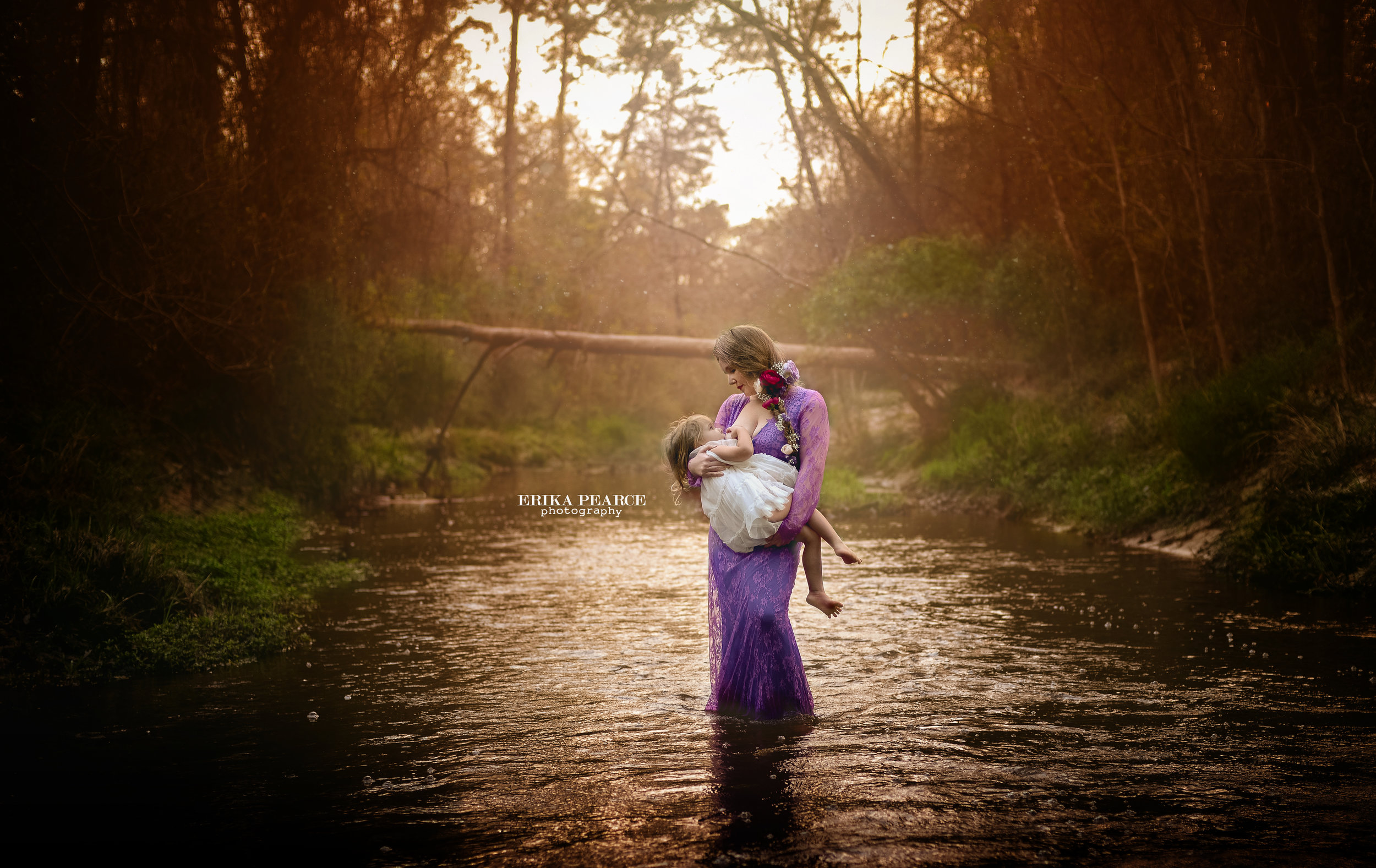 The Storybook Collection Covington LA Mandeville LA Northshore New Orleans Family Photography Nursing Photography family photographer family pics