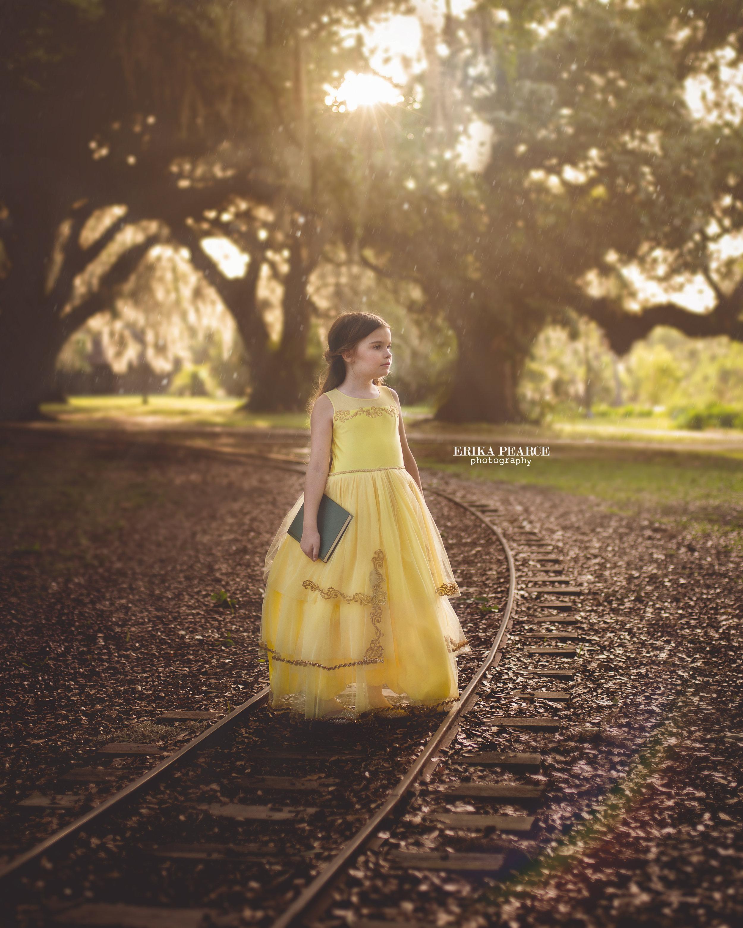 Child Photographer Covington LA Mandeville LA New Orleans Child Photographer Family Princess