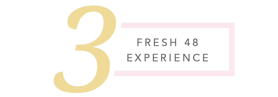 Erika Pearce Photography | Maternity and Birth | Fresh 48 Experience