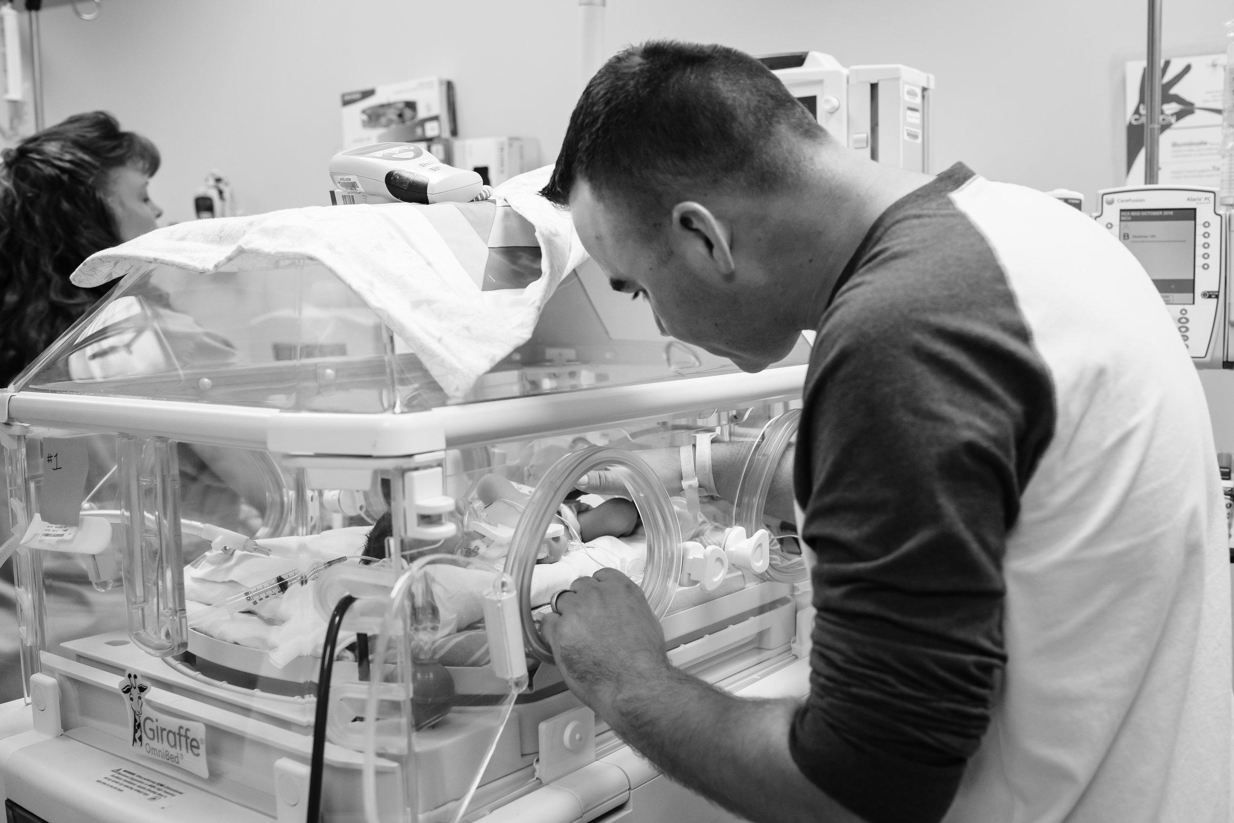 triplet birth and fresh 48