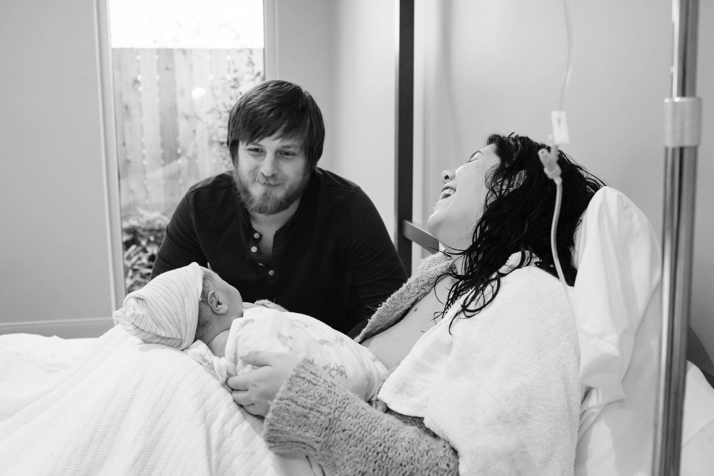Kaylie's Birth Session