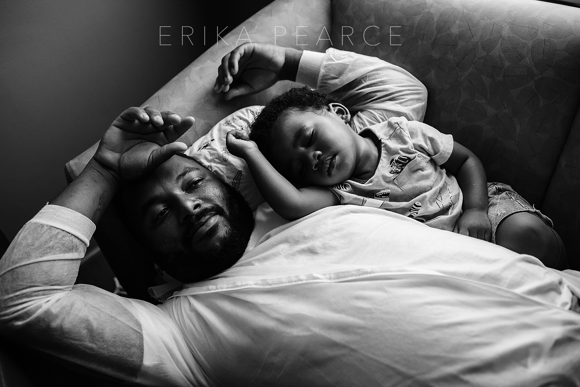 Erika Pearce Photography | Birth Experience Session | Louisiana | Northshore | Nola | Mandeville | Covington | Labor Birth Photoshoot