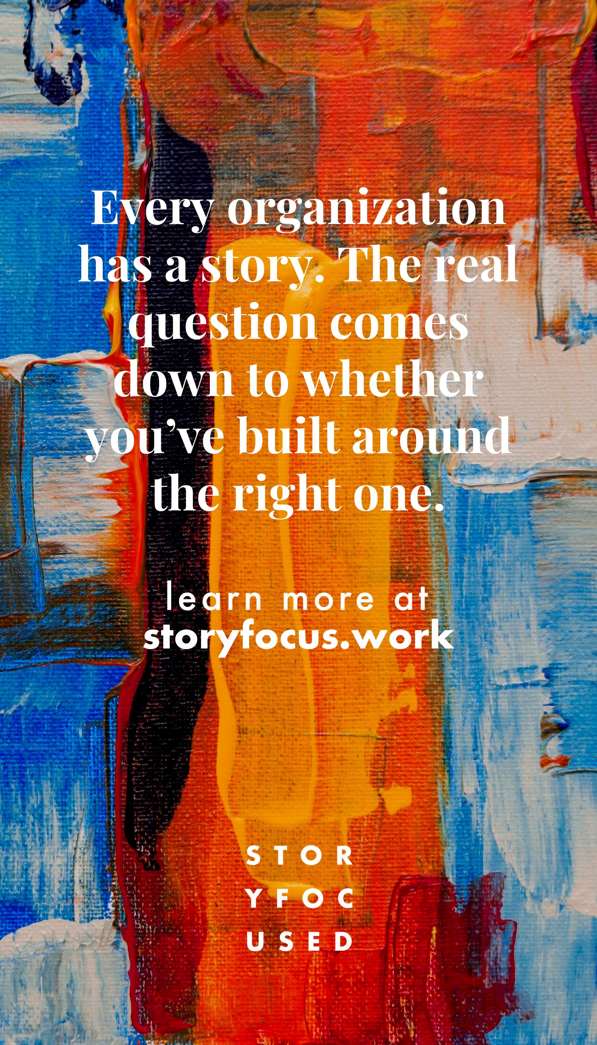 Story Focus (Advert)