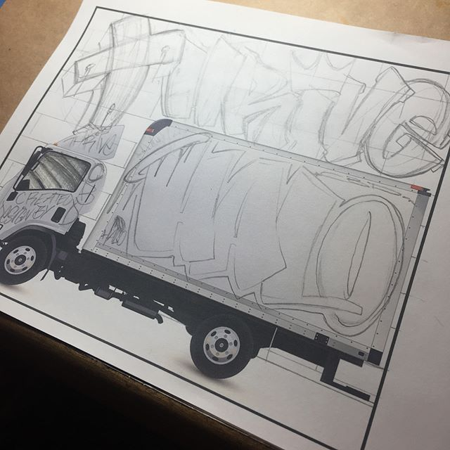 Another one in the works. #btldgraffiti #btldsketchbook #btld #blessed #art #arte #praisethelord #amen #halo #sketch #draw #paint #graffitiart #graffitisketch #graffitilife #graffitiart #artist @thrivesm_ @thrive_dallas @glcdallas @glctransit