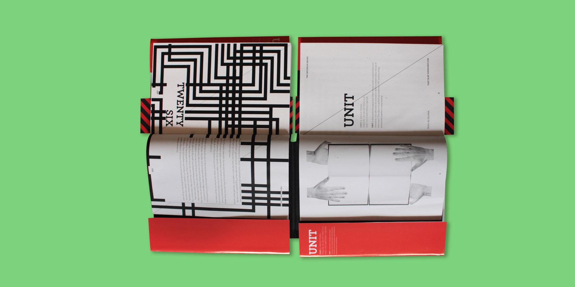 Unit handbound book