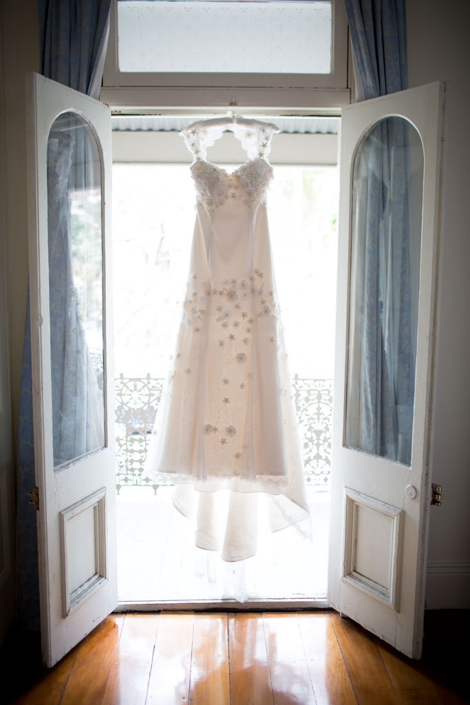 Georgia's Bridal Dress
