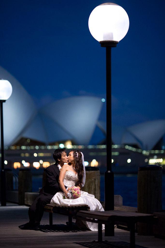 Jason & Sylvia - Opera House, Sydney