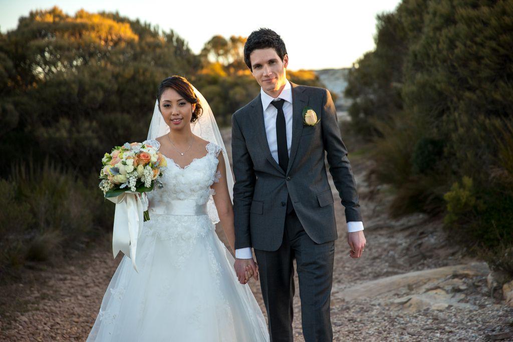 Nathalie & Matthias - Blue Mountains