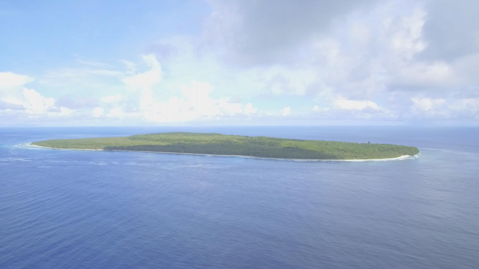 Santa Catalina island in Makira province.