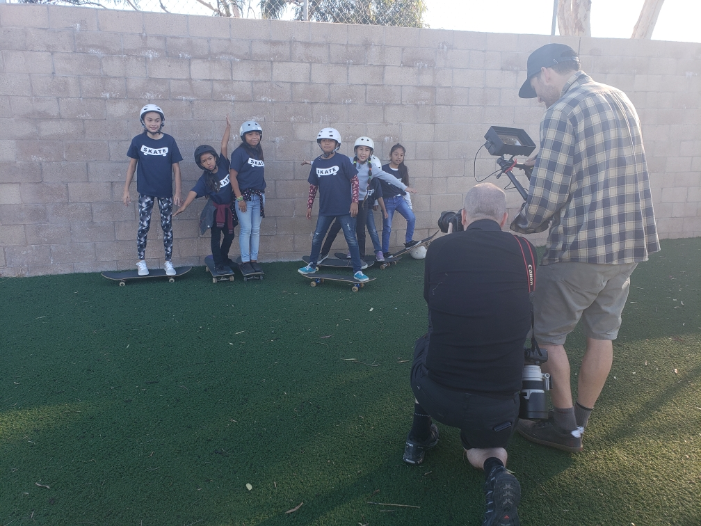 Getty Photoshoot w/Oceanside Lifeline - October 2018Our kids at La Casita were offered the opportunity to do a paid photoshoot with Getty Images.