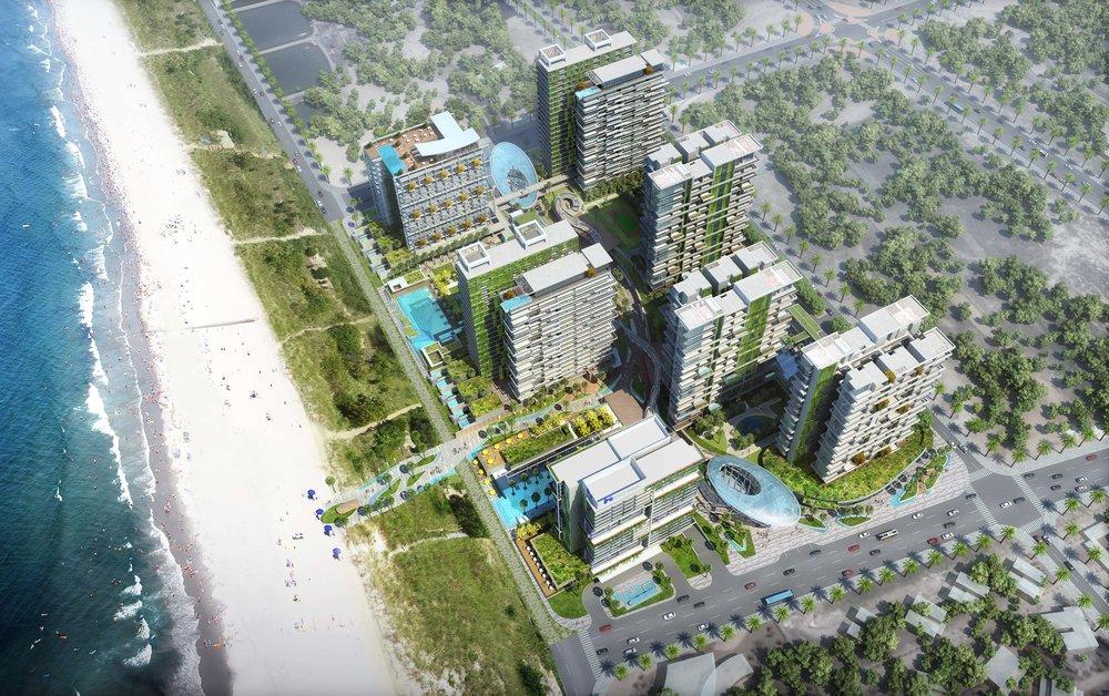 YZB Resort — M CO Design