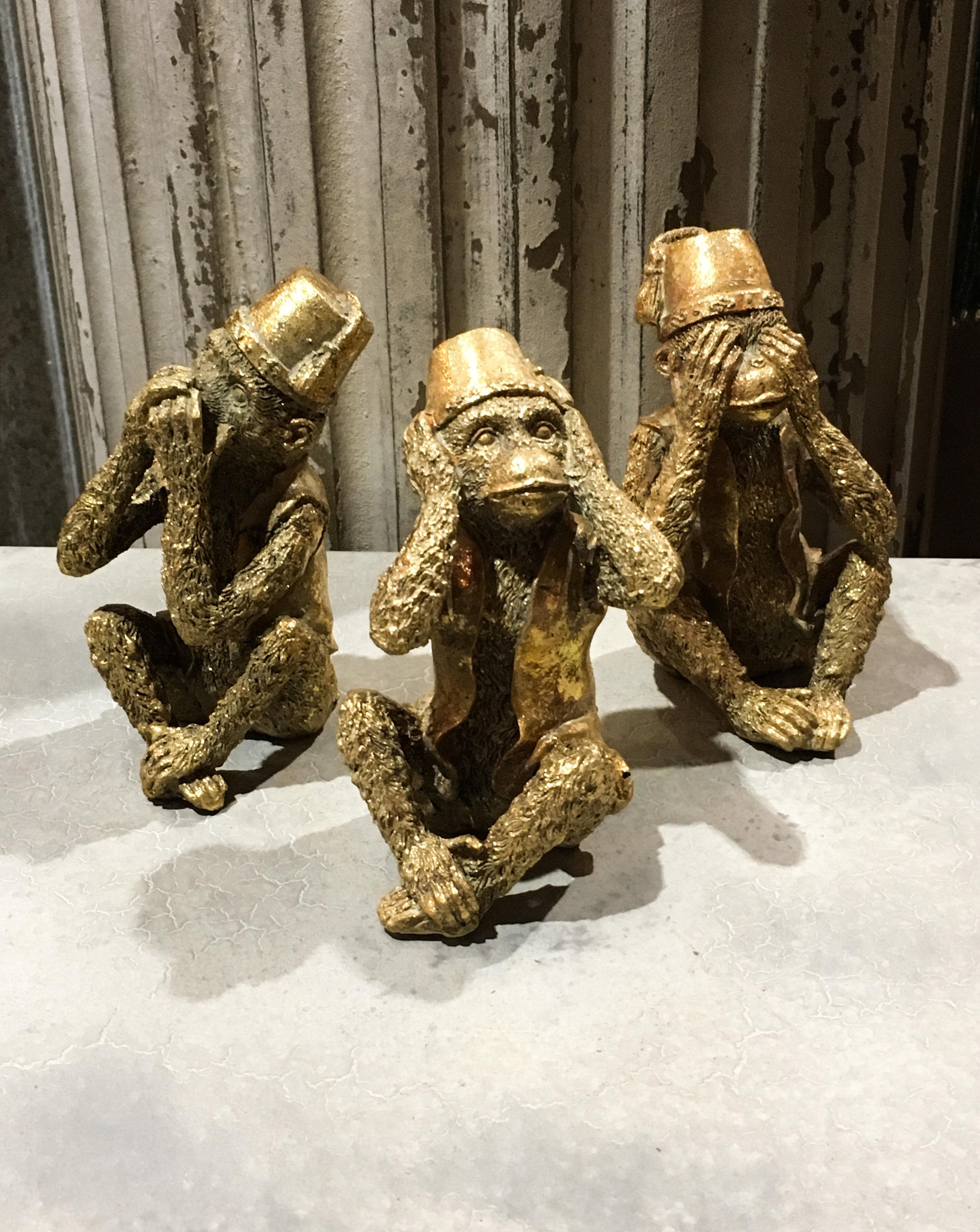 Set of 3 wise monkeys.JPG