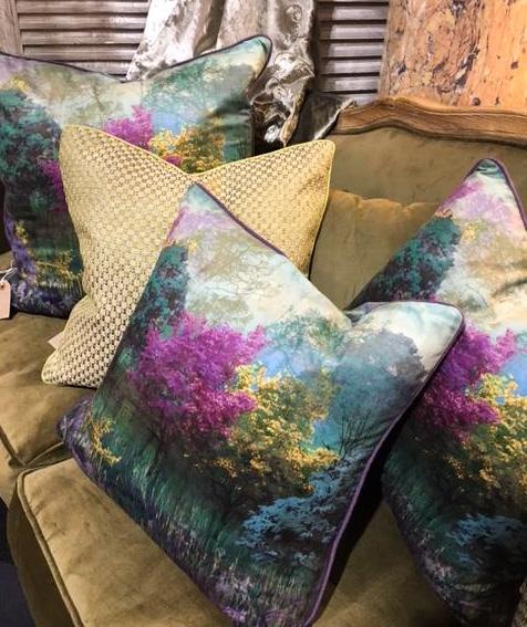 Woodland print cushions.jpg