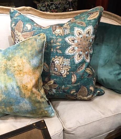 Paisley print cushion.jpg