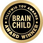 The newmero brick received the Brain Child Award 2016