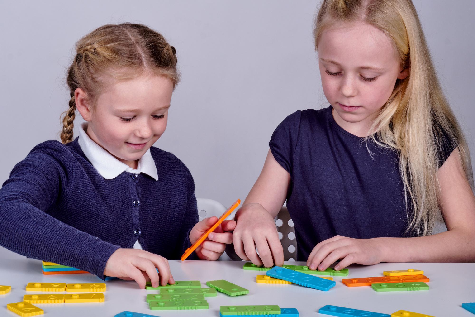STEM for Girls with the newmero bricks