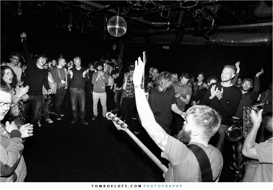 MNHM live @ db's - Utrecht, the Netherlands
