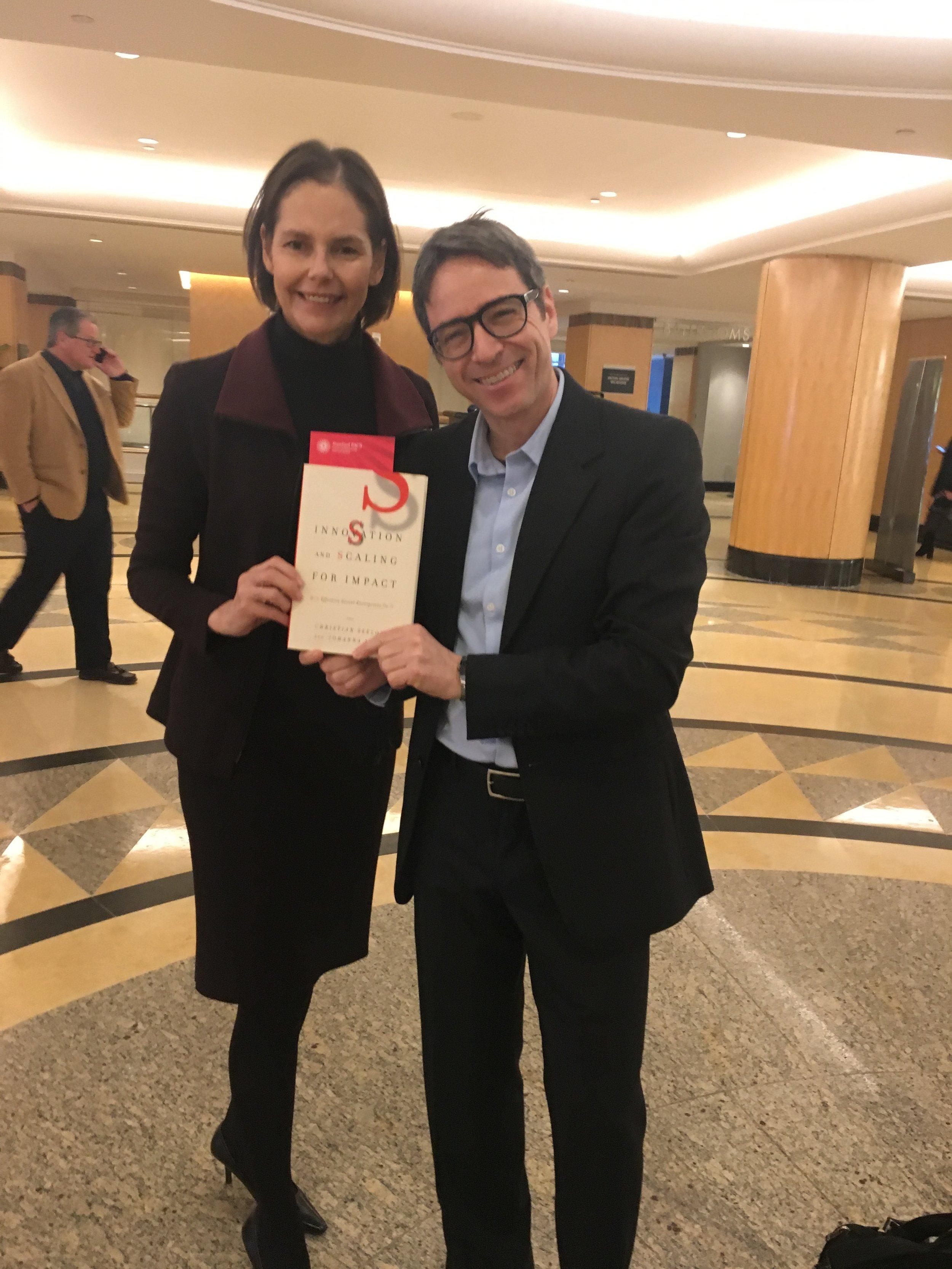 Johanna Mair & Christian Seelos