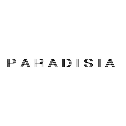 Logo design for the band PARADISIA