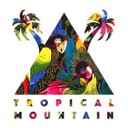 Logo for DJ Tropical Mountain