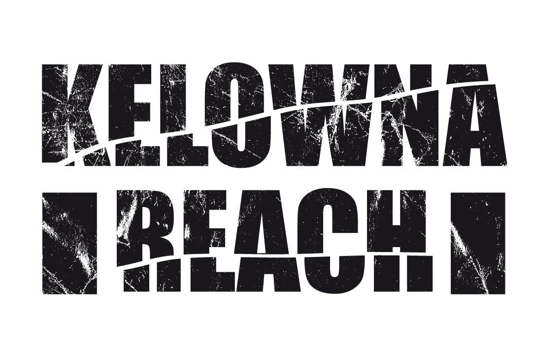 Logo design for the band Kelowna Reach
