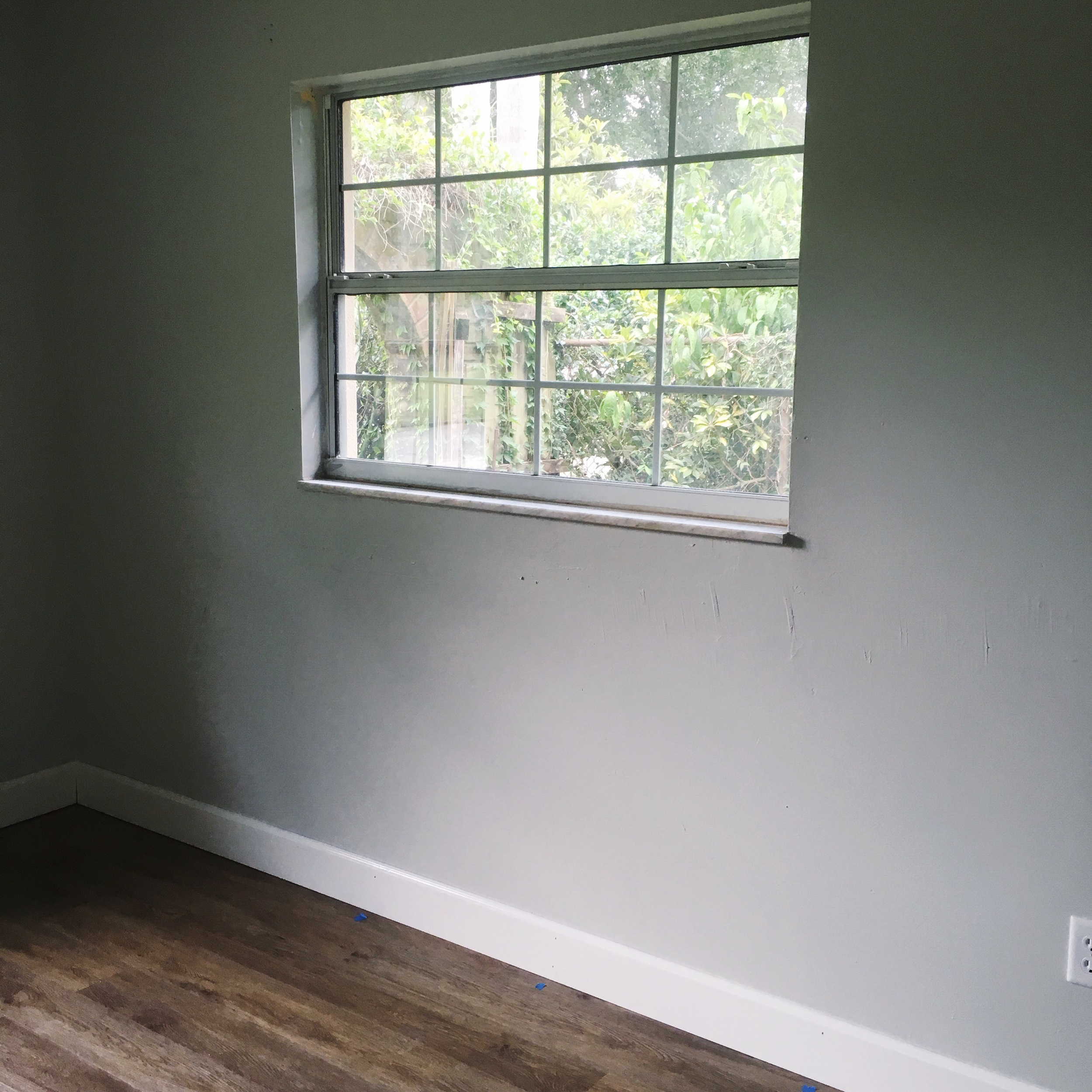 Nucore Flooring and Baseboard