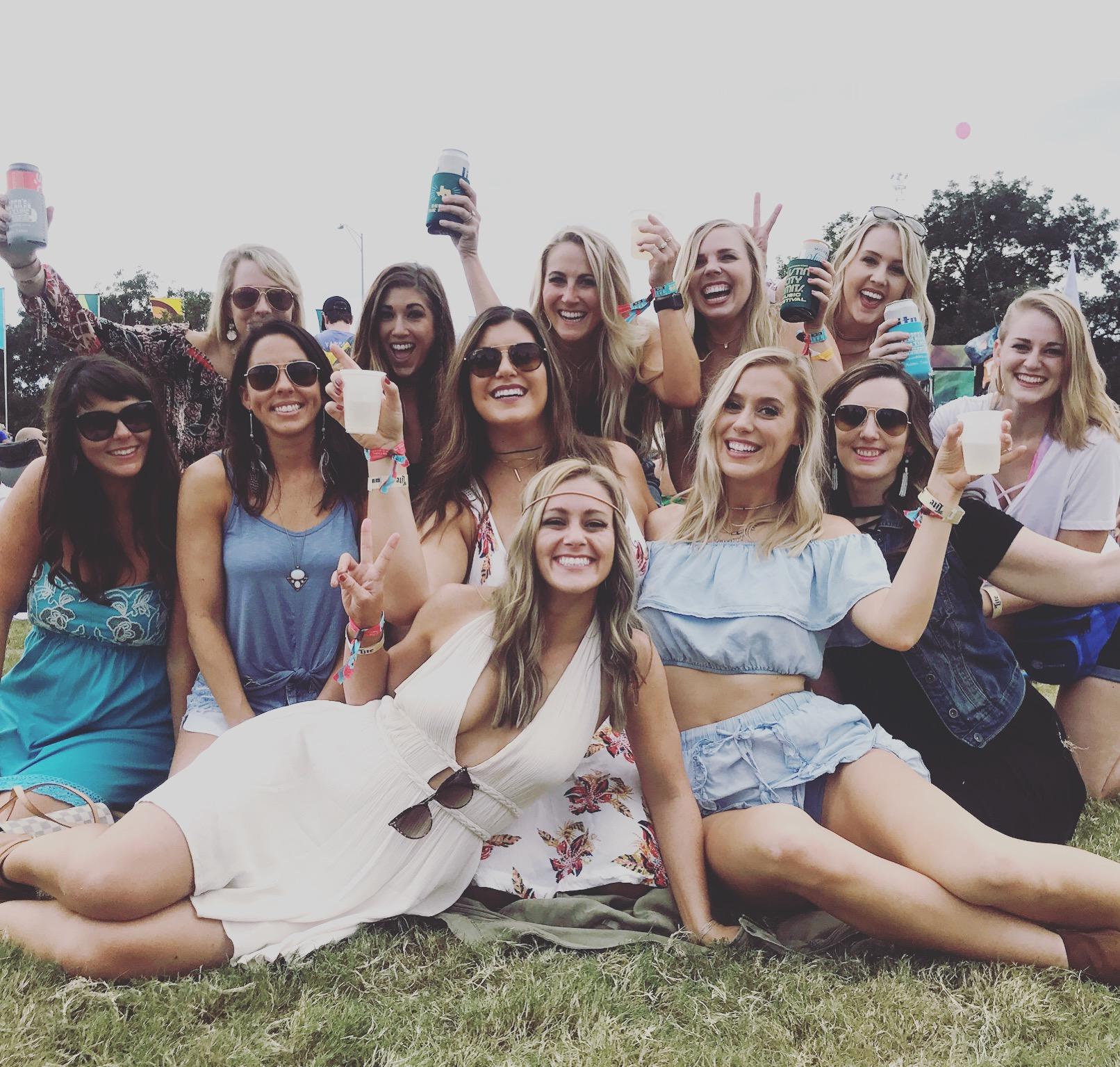 Austin City Limits Bachelorette Party