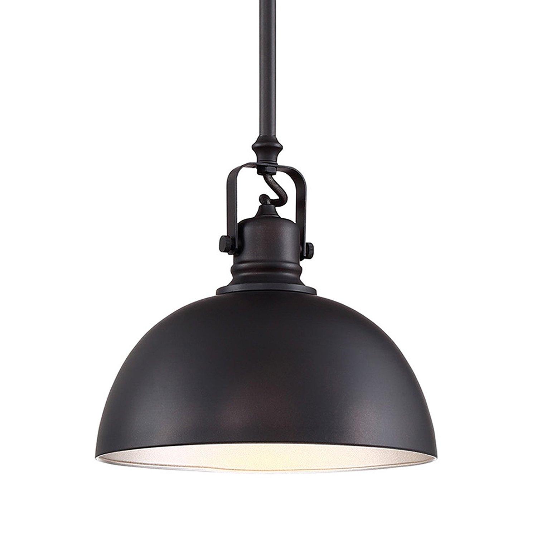 """Revel Belle 9"""" Contemporary 1-Light Pendant Light  - $54.99"""