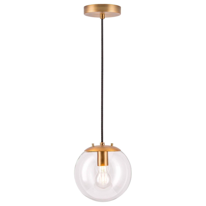 Sferra LED Industrial Kitchen Pendant Light  - $59.99