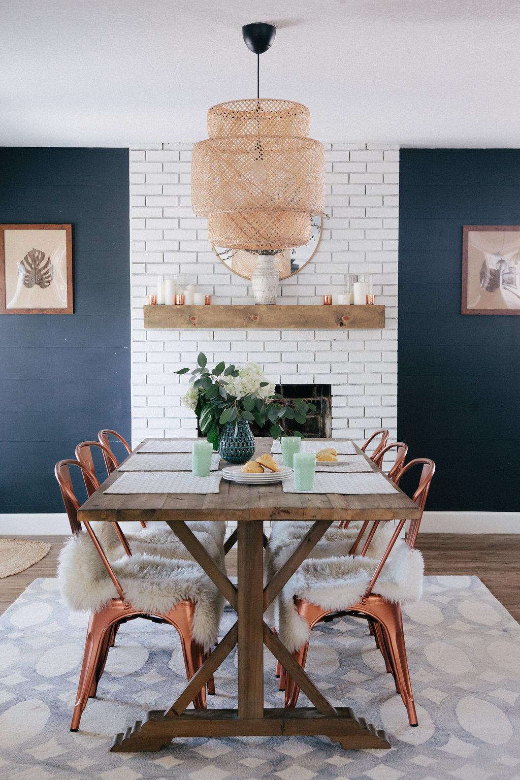 Farmhouse Dining Room Inspiration