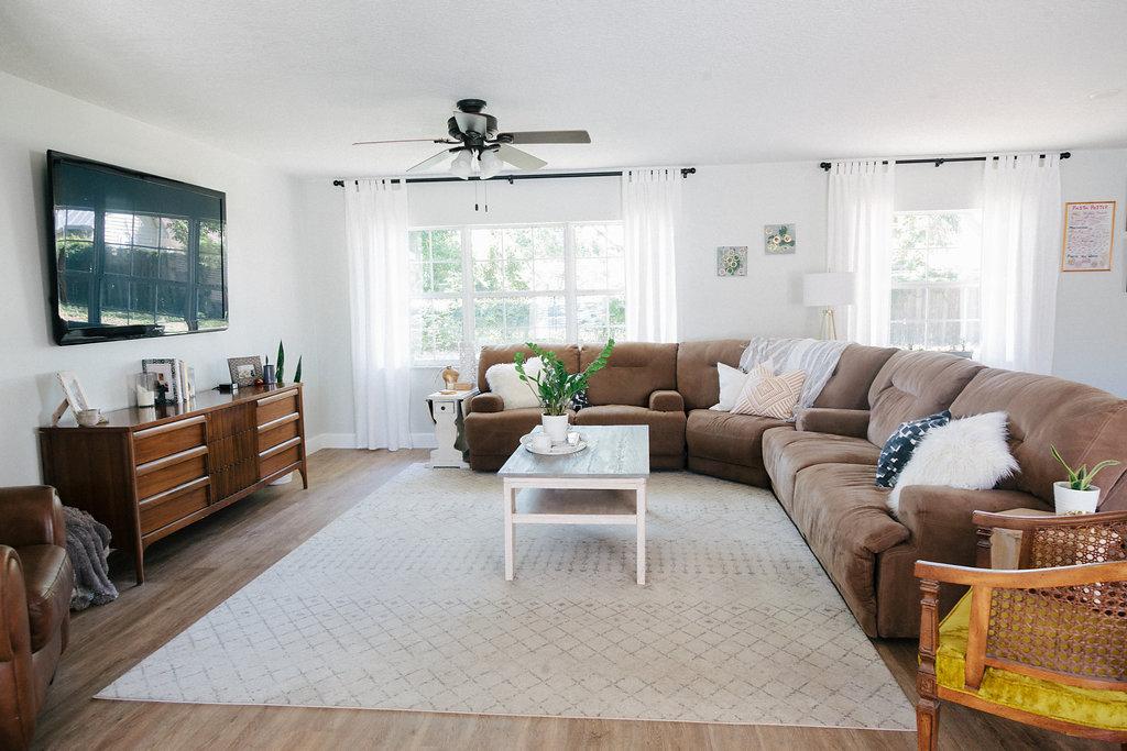 Orlando Remodel Living Room